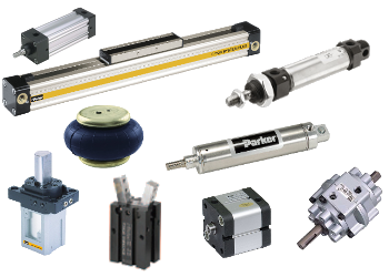 PNEUMATIC CILINDERS AND ACTUATORS